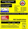 *** Alle Informationen zu den Playoffs ***